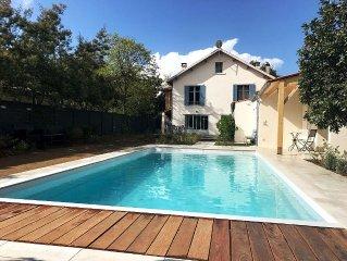 Villa sur l'île d'Oléron, proche de la plage, 8 personnes, 4 chambres