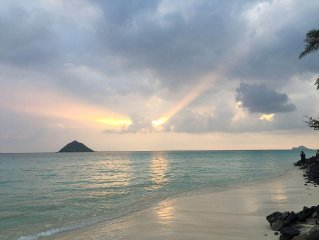 One Bedroom Cottage in Beautiful Lanikai A/C