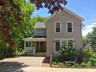 Pristinely Renovated Townhouse in Easy Walk-to-Lake and Downtown GB location!