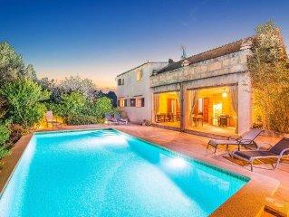 SON GORRIO - Villa for 6 people in Sant Llorenc des Cardassar.