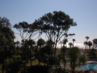 Oceanfront in Palmetto Dunes-Competitive Rates-203 Barrington Arms