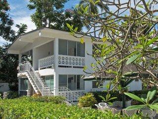 Comfortable Studio Apartment - Beach 40 yards, Holetown 400 yards
