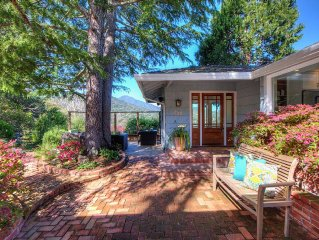 Southern Marin Dream House - Elegant and Family Friendly!