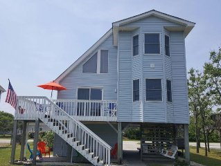 Nags Head MP 10.5 Great Location, Clean, Updated, Great Reviews! Fall Dates Open