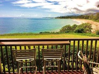 UP to 30%  Flash Sale  --Premium Ocean  Front condo--Wailua Bay View 1BD