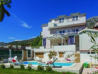 4 bedroom accommodation in Kastel Gomilica