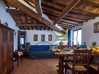 Charming 2 Br Flat In City Center Siena Close To Piazza Del Campo