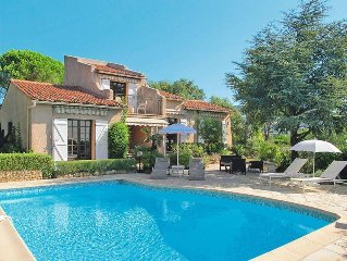 Vacation home in Les Issambres, Cote d'Azur - 6 persons, 3 bedrooms