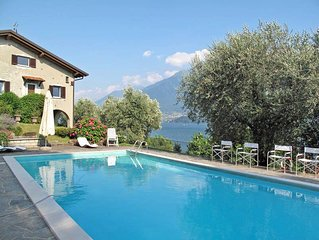 Apartment Casa Bianca  in Domaso (CO), Lake Como - 5 persons, 2 bedrooms