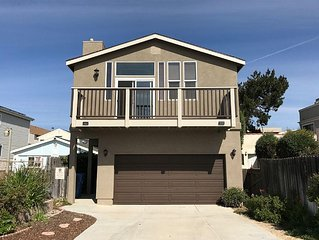 Steps from the Sand - Sleeps 13 - PISMO BEACHHOUSE JUST REMODELED
