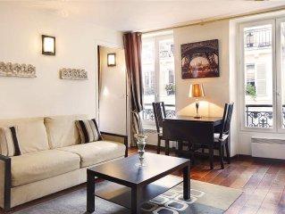 Prestigious Elegance Marais Apartment, AIR CONDITIONING,
