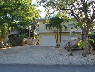 30 minutes from Key West, bring your Boat or rent one nearby.