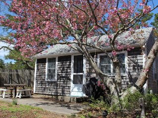 CUTE 2 BD COTTAGE ONLY 0.2 MI TO BAY BEACH!