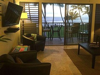 Molokai Vacation Properties- Molokai Shores Oceanfront 1/bed