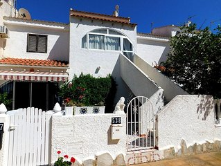 Costa Blanca Rentals 2 Bedroom Holiday Apartment in Vikingos Mil Palmeras