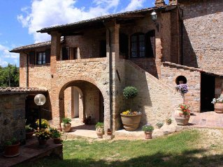 Farmhouse Casabella in Tuscany