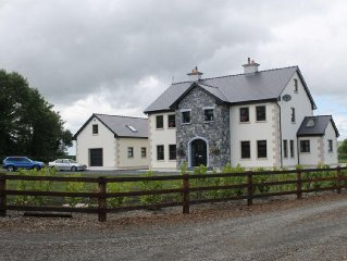 Luxury newly built holiday rental on the West Coast of Ireland