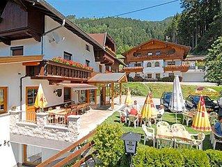 Apartment Klammlhof  in Zell am Ziller, Zillertal - 3 persons, 1 bedroom