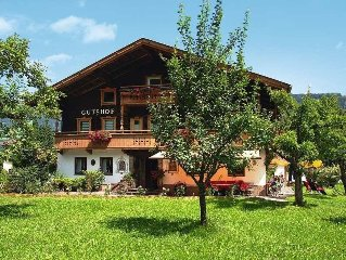 Apartment Gielerhof  in Zell am Ziller, Zillertal - 3 persons, 1 bedroom