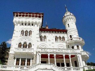 Ferienwohnung Chateau Des Magnans  in Jausiers, Alpes du Sud - 4 Personen, 1 Sch