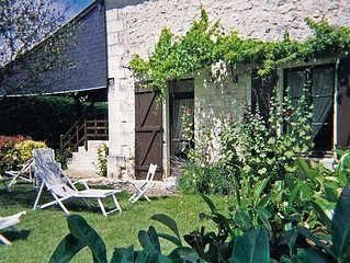 Vacation home La Pilleterie  in Chinon, Loire Valley - 4 persons, 2 bedrooms