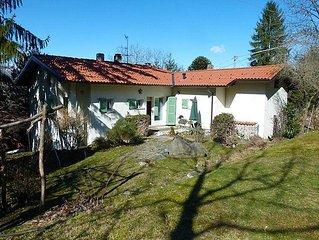 Ferienhaus Bel Giardino  in Castelveccana, Lago Maggiore - 6 Personen, 3 Schlafz