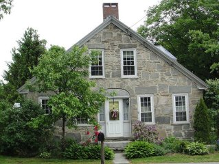August dates are available! The 1843 Stone House  - 3bd/2bath