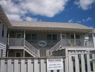 Seaside Heights Beach Block 3BR Condo across the street from boardwalk and beach