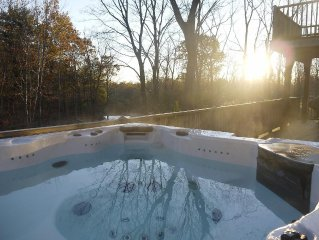 Luxury Family Home for All Seasons: Skiing, Woodstock, HITS, Saugerties