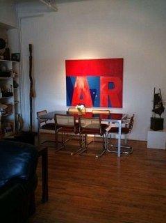 Authentic and Original 2 Bedroom Soho Artist's Loft