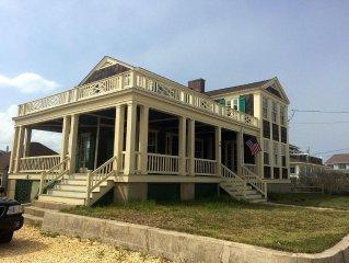 Beautiful Five-Bedroom Oceanfront Home In Bay Head, N.J.