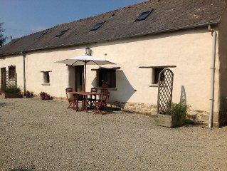 Sage Cottage - Tastefully refurbished gite, near Dinan