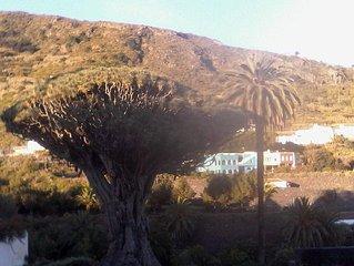 Casa Las Barandas - Vista al mar