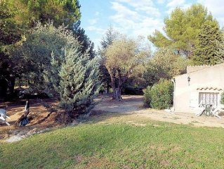 Apartment / studio 2 room + bathroom of 45M2 ds charming Provencal Mas