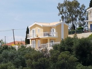 Beautiful sea facing Villa, newly furnished to a high standard with private pool