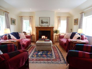 Peaceful Highland cottage