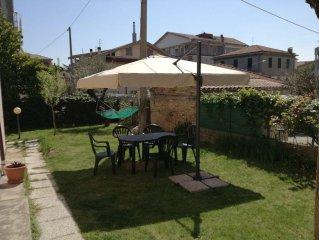 Appartamento in villa con giardino Pescara zona centrale