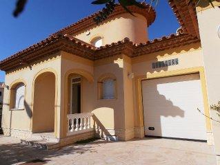 Attractive And New Villa