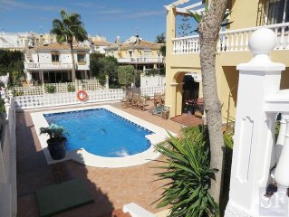 PERFECT HOLIDAY VILLA LARGE PRIVATE POOL THREE DOUBLE BEDROOMS LANDSCAPE GARDENS