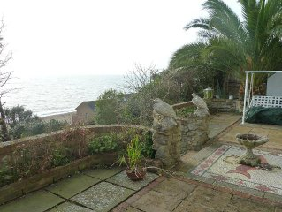 Stay in a Listed Building in a Mediterranean Setting On the Kent Coast