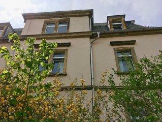 Ferien in Dresden - moderne Ferienwohnung mit Garten und Terrasse