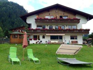 Alpin Lifestyle Appartmenthaus. Hunde sind herzlich Willkommen