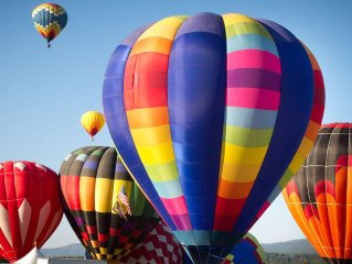 Balloons Over Angel Fire - June 16-18, 2017