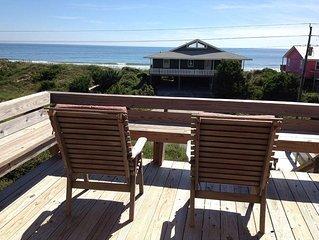 Atlantic Ocean View Cottage Mid Island - Emerald Isle