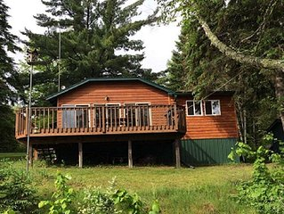 Turtle Lake Seasonal Cabin