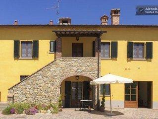 Relax & Love In Tuscany - Cappannelle - Castiglion Fibocchi - Arezzo