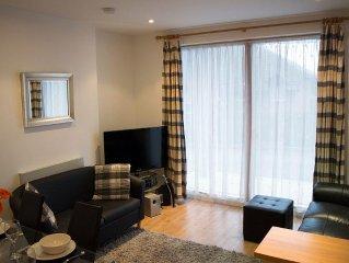 Parc y Bryn Serviced Apartments, Aberystwyth Town Centre