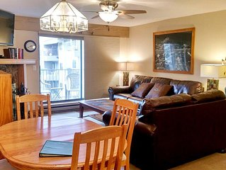 BC West #J-3: Deluxe 2BR Condo w/ FREE Skier Shuttle, Heated Pool, Hot Tubs