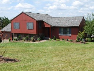 Eagles Mere -- Great Family Lake Vacation House with Mountain View