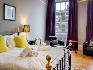 Luxury West End 3 Bedroom With 1831 Georgian Charm